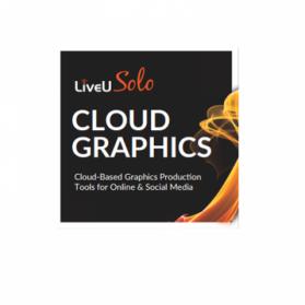 LiveU Solo Cloud Graphic Advanced Service 1 Jahr