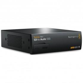 Blackmagic Teranex Mini - SDI to Audio 12G