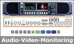 TSL Audio-Video-Monitoring