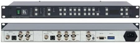 Videoprozessor in Broadcast-Qualität. Kramer SP-10D