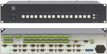 Umschalter für Computergrafik-Videosignale. Kramer - VP-161XL.