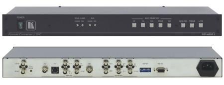 Video Transcoder. Für analoge und digitale Videosignale. Kramer - FC-4001
