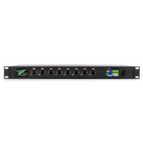 9 Port managbarer Gigabit PoE-Switch