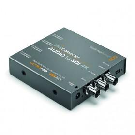 Blackmagic Mini Converter Audio to SDI 4K