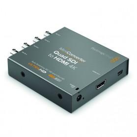 Blackmagic Mini Converter Quad SDI to HDMI 4K