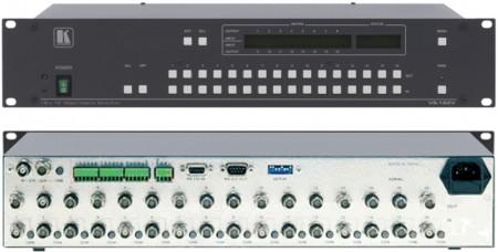 Matrixschalter Composite-Video Signale. Kramer - VS-162V