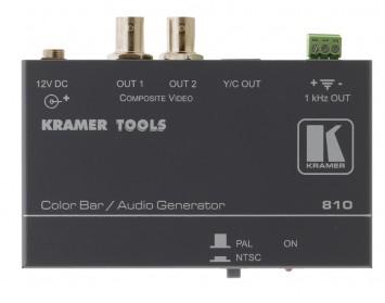 Farbbalkengenerator. Kramer 810