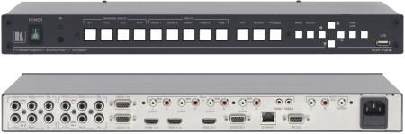 Scaler und Umschalter analog/digital. Kramer - VP-729.
