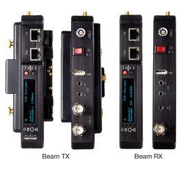 Beam HD-SDI Encoder/ Decoder Pair V-Mount