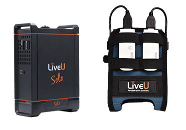 LiveU Solo inkl. 1 Jahr Solo Cloud Bonding Service