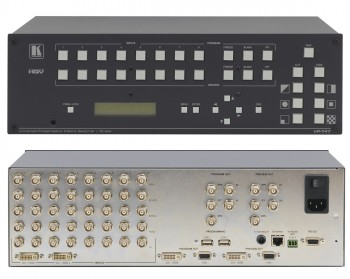 Doppel-Scaler. Seamless Switcher. Kramer - VP-747.